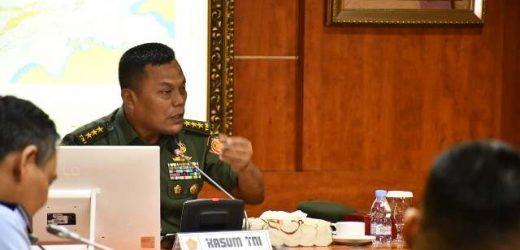 Kasum TNI: Optimalkan Kampanye Penerimaan Prajurit Kesehatan TNI