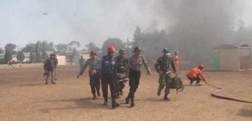 Antisipasi Bencana Alam, Divisi Infanteri 1 Kostrad Matangkan Mitigasi