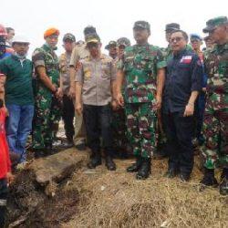 Pantau Titik Api di Malam Hari, TNI akan GunakanDrone