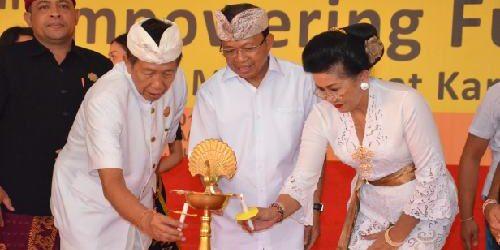 World Hindu Wisdom Meets 2019, Gubernur Koster: Bangun Karakter Generasi Hindu Bali yang Berlandaskan Kearifan Lokal