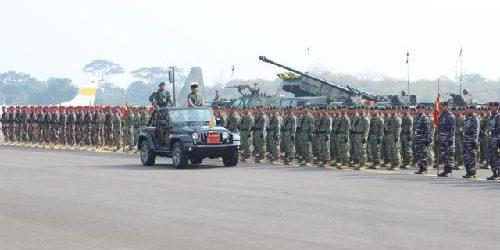 Panglima TNI: Pembentukan Kogabwilhan Upaya Membangun Kekuatan TNI