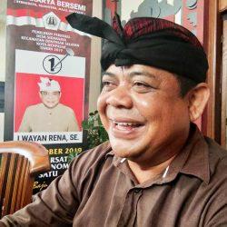 """Desa Sidakarya Menuju """"BERSEMI"""", I Wayan Rena: Saya siap melayani dengan baik"""