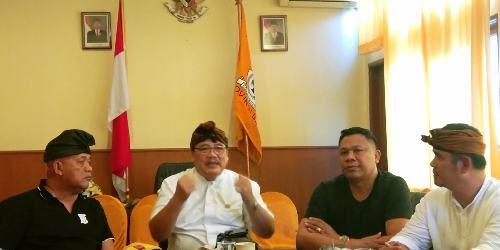 Golkar Bali Tegaskan Dukungan kepada Airlangga Hartarto Menjadi Ketum Golkar