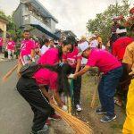 World Clean Up Day 2019, GenBi Ajak Generasi Milenial Tumbuhkan Rasa Peduli pada Lingkungan