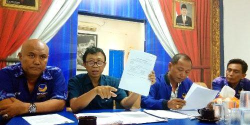 Nasdem Denpasar Buka Pendaftaran Balon Walikota dan Wakil Walikota