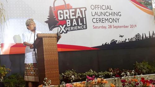 Peresmian Great Bali Xperience, Ramia Adnyana: GBX Dongkrak Kunjungan Turis saat Low Season