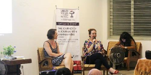Satellite Events Ubud Writers & Readers Festival akan Digelar di Lima Kota di Indonesia