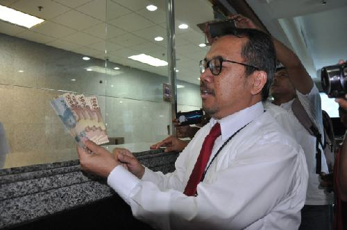 "Luncurkan Program Bali Bersiul, KPwBI Bali: Perlakukan Rupiah dengan Cara ""5 Jangan"""
