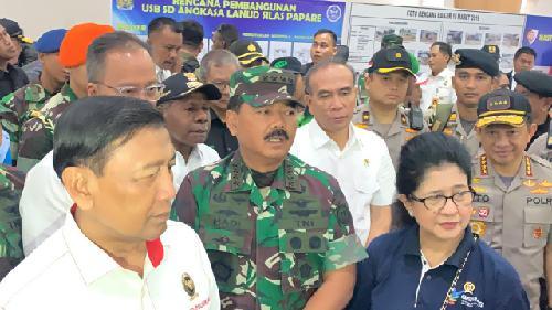 TNI Kerahkan Pesawat Hercules dan Helikopter Angkut Pengungsi Kembali ke Wamena