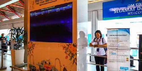 Permudah Penjemputan Penumpang, Bandara Ngurah Rai Luncurkan Digital Meeting Point