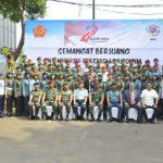 Panglima TNI Lepas Atlet KOMI TNI dan Karate Indonesia ke Kejuaraan Dunia