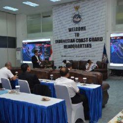Bakamla RI Bahas Blueprint Kebijakan Pengamanan Laut Indonesia