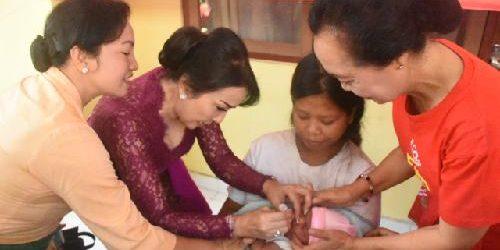 Dua Tetes Imunisasi Selamatkan Anak dari Penyakit Polio