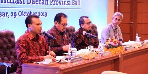 Inflasi Bali Tercatat 2,54%, Lebih Rendah Dibandingkan Nasional Sebesar 3,39%