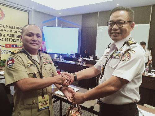 Bakamla RI Jadi Penggerak Utama Kepengurusan Asean Coast Guard Forum