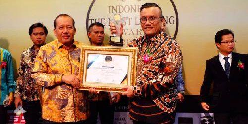 Raih Indonesia Most Leading Award 2019, Togar Situmorang: Jangan Pernah Beli Aku
