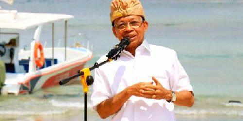 Tahun 2020 Dermaga Segitiga Emas Sanur-Nusa Penida-Nusa Lembongan Mulai Digarap