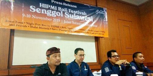 """Usung Konsep 'Peken Senggol', BPD HIPMI Bali Gelar """"HIPMI Festival 2019 Senggol Sulawesi"""""""