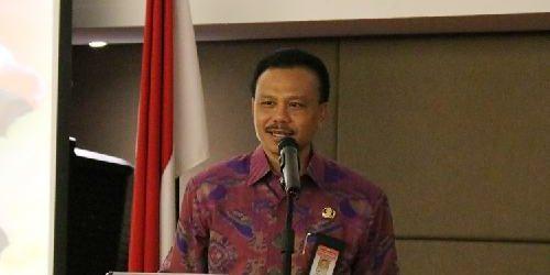 Medsos Kurang Cerdas Kena Sanksi, Sekda Dewa Indra: Tidak Boleh Terjadi di Pemprov Bali