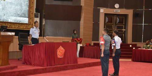 Geladi Yudha Dharma Dikreg ke-46 Sesko TNI TA 2019, Resmi Ditutup