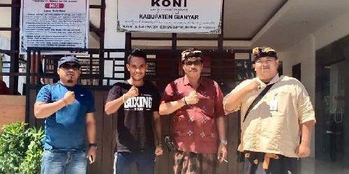 """Pertina Gianyar Bangun Sasana Tinju """"Wake Boxing Camp"""", Patok 2 Medali Emas di Porprov 2021"""