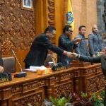 Seluruh Fraksi Setujui Ranperda APBD Kota Denpasar TA. 2020