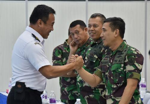 Rakornas Kamkamla 2019 Sepakati Sinergi Operasi antar Instansi Maritim