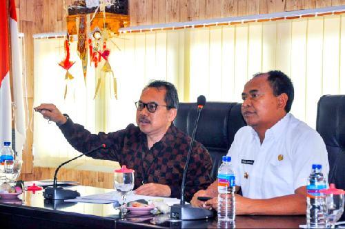 Optimalkan Kerjasama Antar Daerah dan Hilirisasi Komoditas Jaga Kestabilan Harga di Bangli