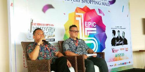 """Epic Sale A-Bration"" Anniversary ke-15, Discovery Shopping Mall Beri Diskon up to 80%"