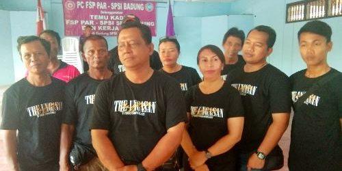 PUK FSP Par-SPSI Unit The Ungasan Clifftop Resort Resmi Ber-KTA FSP Par-SPSI