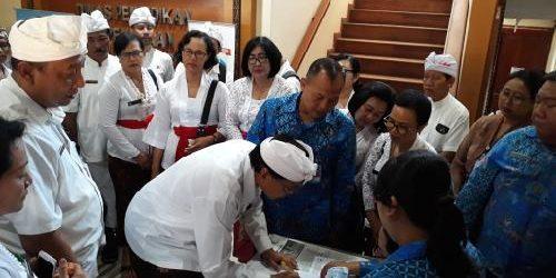 BNN Denpasar Tes Urine 1.800 ASN Kota Denpasar