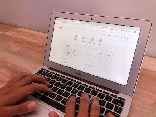BikinCV, Cara Gampang Buat CV Online