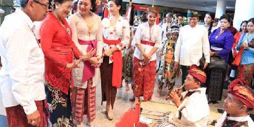 Ny. Putri Suastini Koster: Cintai dan Pakai Produk Dalam Negeri