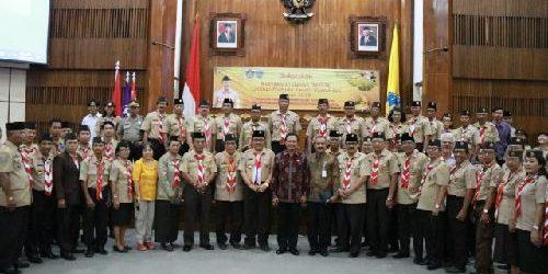 Musda Gerakan Pramuka Bali Tahun 2019, Wagub Cok Ace: Kembangkan Gerakan Pramuka Sesuai Minat Bakat Siswa