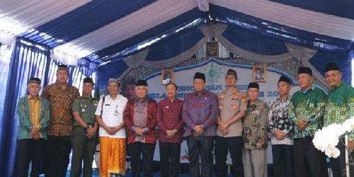 Hadiri Milad Muhammadiyah ke-107 Tahun 2019, Gubernur Koster: Jaga Kerukunan Apapun Agamanya