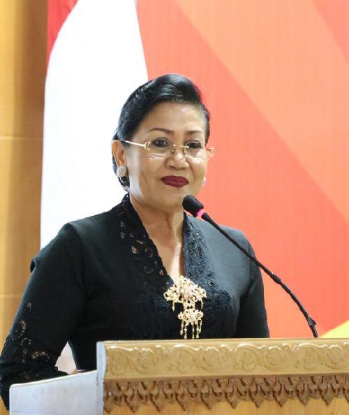 "Buka Radio Academy ke-2 Tahun 2019, Ny. Putri Suastini Koster: ""Radio itu satu kalimat sejuta telinga mendengar"""