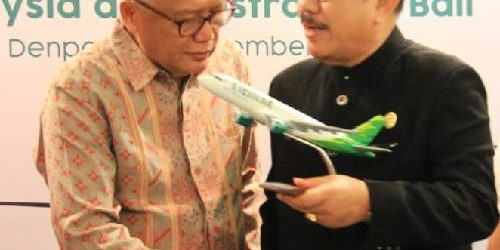 Direct Flight Malaysia dan Australia Diharapkan Dongkrak Kunjungan Wisatawan ke Bali
