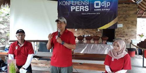 Realiasi Penerimaan Pajak Tumbuh 15,07%, DJP Bali Bertengger di Peringkat 4 Kanwil DJP Se-Indonesia