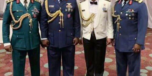 Resepsi Diplomatik TNI di Abuja, Rajut Hubungan Kerjasama Militer Indonesia dan Nigeria
