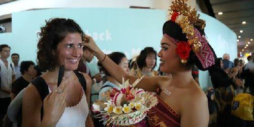 """Hadir Dua Kali Dalam Sepekan, Bandara Ngurah Rai Suguhkan """"Balinese Culture Performance"""""""