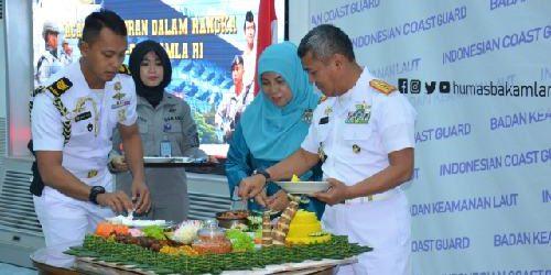 Hut ke-5 Bakamla RI Menuju Indonesia Coast Guard