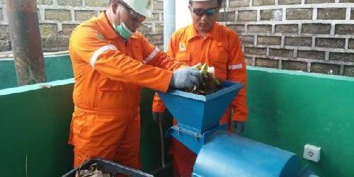 Kelola Mandiri Sampah Organik, PLN Bali Mampu Hasilkan 650 Kg Kompos