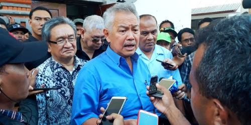 """Jadi Saksi di PN Denpasar, Tomy Winata: """"Ada proses hukum yang tidak tepat"""""""