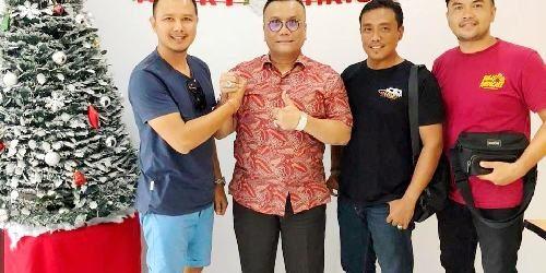 """Hapy Anniversary Mokas Community Bali Riders, Togar Situmorang: """"Semoga MCB selalu diberkati dan jadi panutan"""""""