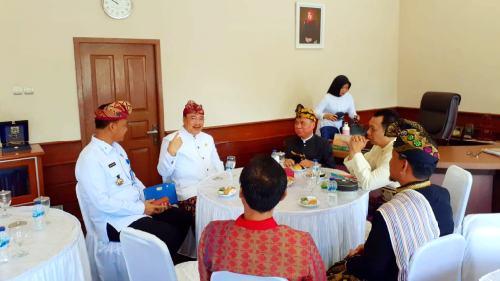 RUU Provinsi Bali Masuk Prolegnas, Sugawa Korry Mohon Dukungan Pemprov NTB dan Pimpinan DPRD NTB