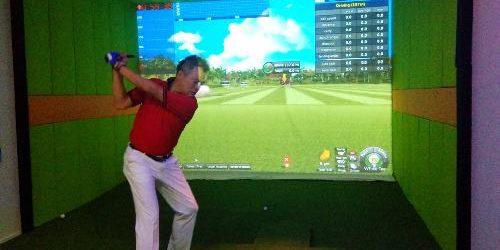 "Cara Baru Bermain Golf, ""Bali Screen Golf"" Hadir di Denpasar"