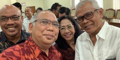 """Taekwondo Kembali Berlaga di Porsenijar 2020, DPRD Bali: """"Jangan korbankan atlet"""""""