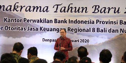 Tahun 2020, Gubernur Koster Dorong Ekonomi Bali Tumbuh 6 Persen