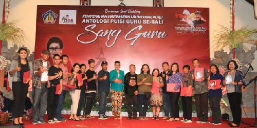 Ny. Putri Suastini Koster Ingin Bali Jadi Episentrum Sastra