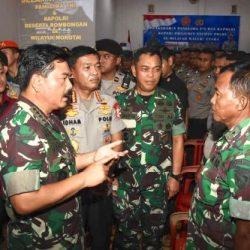 "Sinergitas TNI-Polri, Panglima TNI: ""Stabilitas nasional kondusif, maka rakyat bisa tidur nyenyak"""